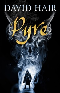 Cover art for The Pyre